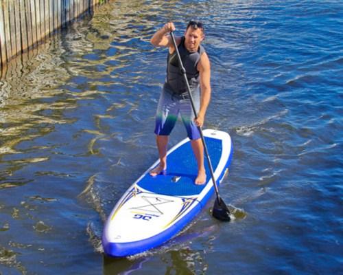 AquaGlide 12-6 inflatable SUP
