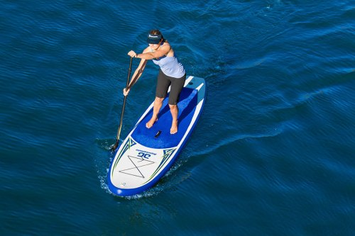 Cascade 10-0 inflatable SUP