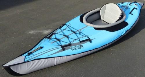 AdvanedFrame DS-XL Inflatable Kayak