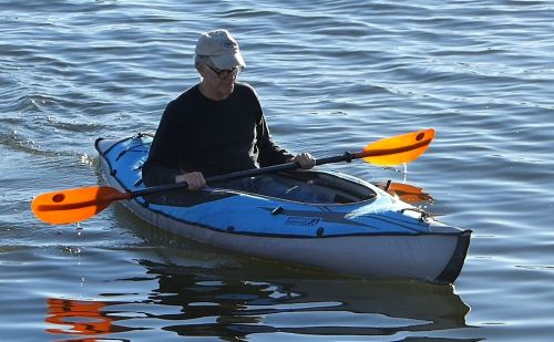 AdvancedFrame DS-XL Series is great for taller paddlers.