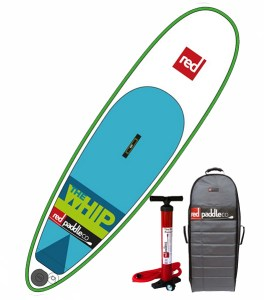 Red Paddle Co Whip 8-6 inflatable SUP
