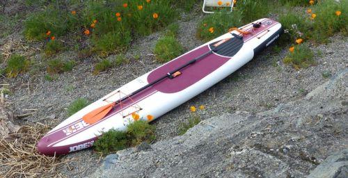 Jobe Aero SUP 11-6 inflatable sup