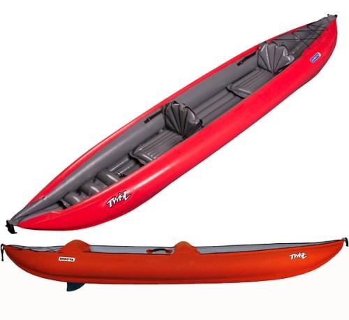 2016 Twist II Inflatable Kayak from Innova