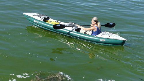 Innova Helios 2 on the water.