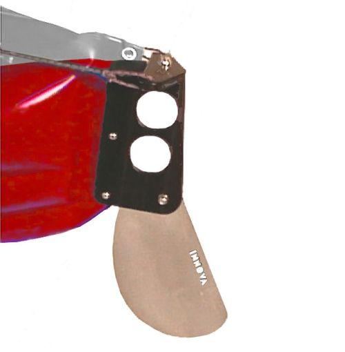 Optional rudder attachment