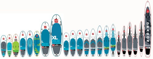 2017 Red Paddle Co Product Lineup