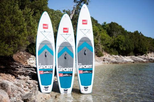 2017 Red Paddle Co Sport models