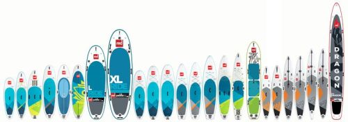 2018 Red Paddle Co Line