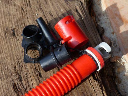 Titan pump adaptors
