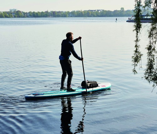 Red Paddle Co Compact Inflatable SUP