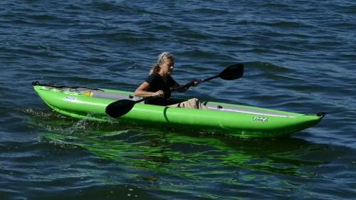 Innova Twist 2N paddled solo.