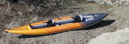 Aquaglide Deschutes 145 Inflatable Kayak