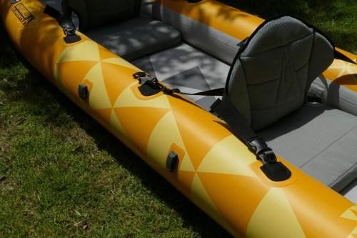 Seat straps