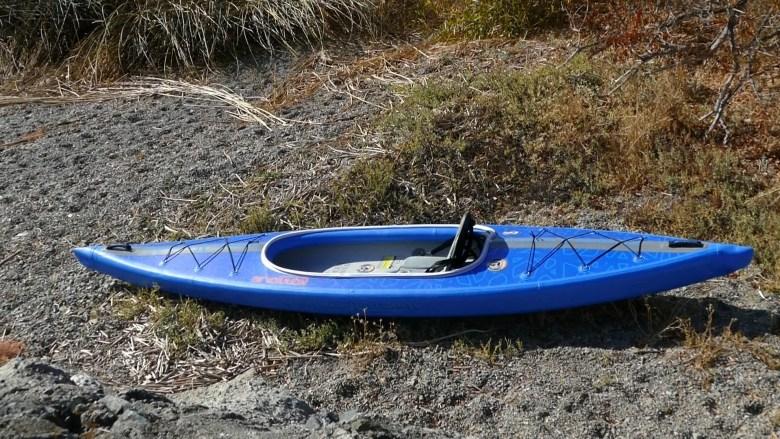 AirVolution High Pressure Dropstitch Kayak