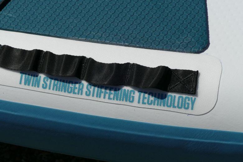 Twin Stringer Stiffening Technology TSST