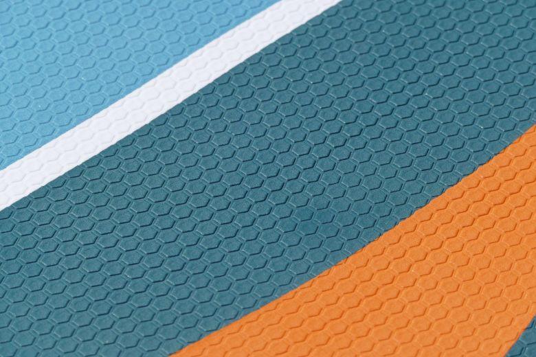Honeycomb deck pad