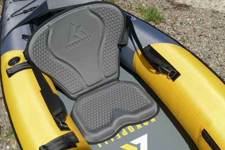 EVA seat.