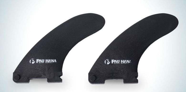 2 6-inch quick connect fins