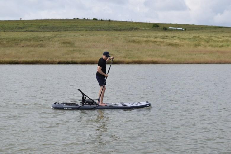 Blackfoot Angler 11 SUP with Frame Seat
