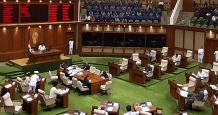 GOA GOVT TO FRAME LABOUR POLICY FOR EMPLOYING GOANS IN PRIVATE SECTOR