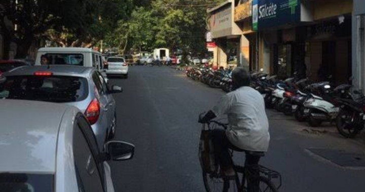 NORTH GOA COLLECTOR NOTIFIES PAY PARKING ZONES FOR PANJIM