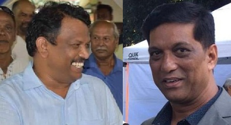 PORTS MINISTER, SLAMS AGNELO FOR OPPOSING SHIFTING OF CASINOS FROM MANDOVI