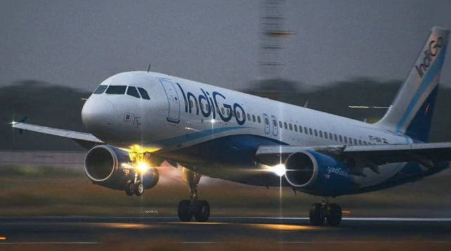 INDIGO FLIGHT WITH GOA MINISTER ONBOARD MAKES EMERGENCY LANDING AT DABOLIM AIRPORT. NO CASUALTIES REPORTED
