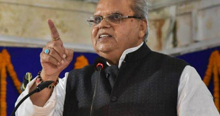 SATYA PAL MALIK TO BE SWORN IN AS GOA GOVERNOR ON NOVEMBER 3
