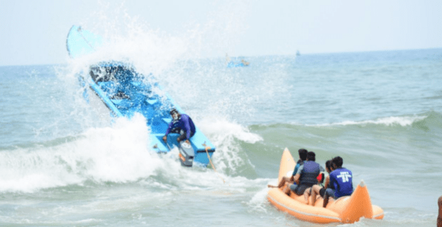 BAN ON OPERATIONS OF WATER SPORTS IN GOA FROM 1 JUNE: GOA GOVT