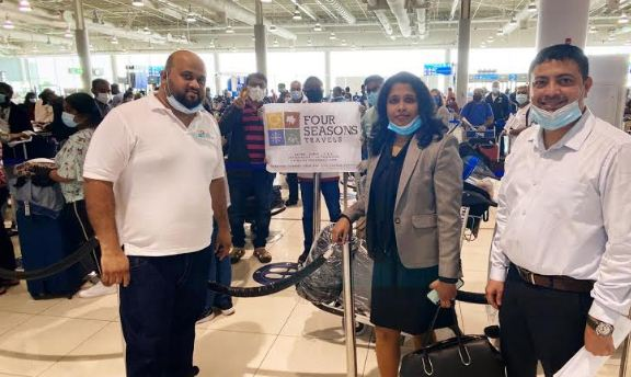 FOUR SEASON TRAVELS REPATRIATES OVER 684 GOANS STRANDED IN DUBAI DURING PANDEMIC OUTCRY