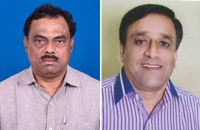 GOA MLA'S SUDIN, NILKHANT TEST COVID-19 POSITIVE. BOTH APPEALS PEOPLE WHO CAME IN CONTACT WITH THEM TO GET TESTED & ISOLATED