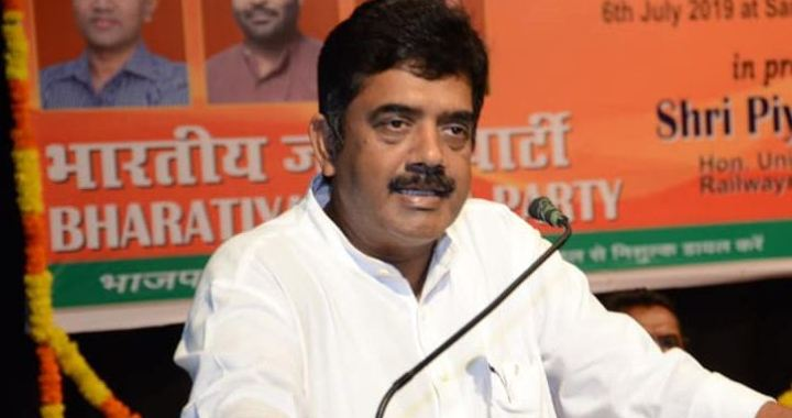 DO NOT MIND, IF ZP AND MUNICIPALITY POLLS ARE CONDUCTED FOLLOWING SOCIAL DISTANCING NORMS:  TANAVDE, GOA BJP