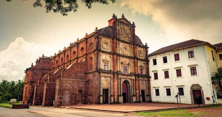 BASILICA OF BOM JESUS WILL BE CLOSED FOR VISITORS ON 30TH DECEMBER