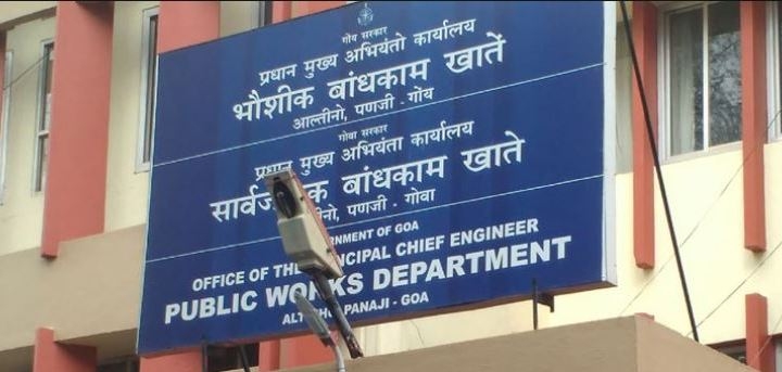 GOA PWD REVISES RATES OF TENDER DOCUMENT FEES    RS. 1000 MINIMUM PRICE FOR TENDER DOCUMENT