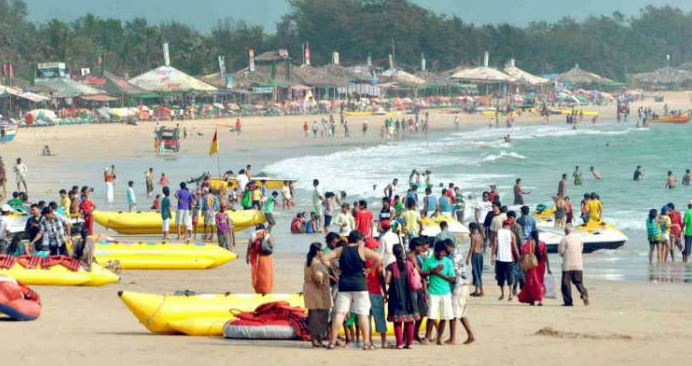 60% COMMUTERS FLOUTING COVID NORMS IN GOA|| STATE TO REVIEW SOP ON MONDAY || FACE MASK FINES TO BE ENHANCED RS. 500: GOA HEALTH MINISTER