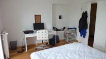 Bedroom / KC's workspace