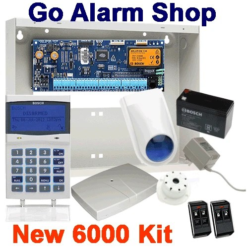 Wireless Alarm System Bosch