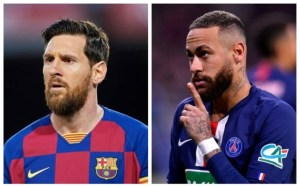 Messi Unhappy Statement Neymar's Agent