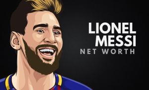 Lionel Messi's Net Worth And Salary