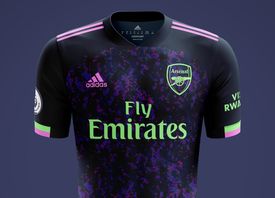 Leaked The Arsenal 2020 21 Adidas Home Away And Third Kits Goalball