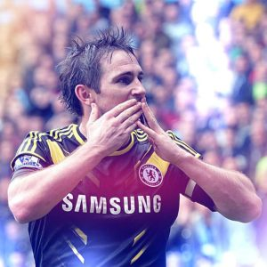 Lampard Best Premier League Attacking Midfielder
