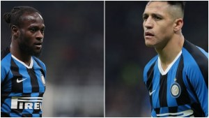 Inter Milan Lose Moses And Sanchez