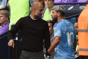 Sergio Aguero Goes Under Knife