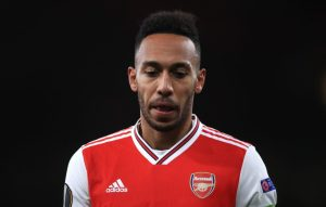 Aubameyang Confirms Stay Arsenal Instagram Video