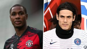 Newcastle V Man Utd Ighalo Comment Cavani