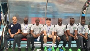 Super Eagles Technical Crew Disbanded