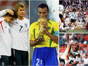 most classic matches in World Cup history