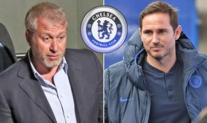 Abramovich Axe Lampard Summer
