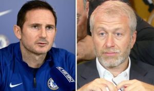 Lampard Gives Up Title Race