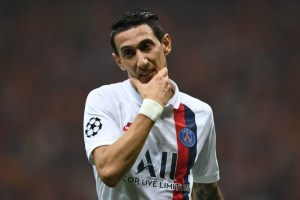 Di Maria At PSG As Chef